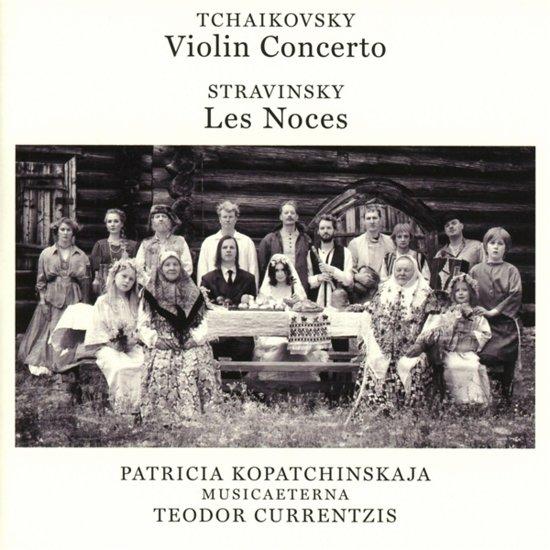 Violin Concerto/Les Noces