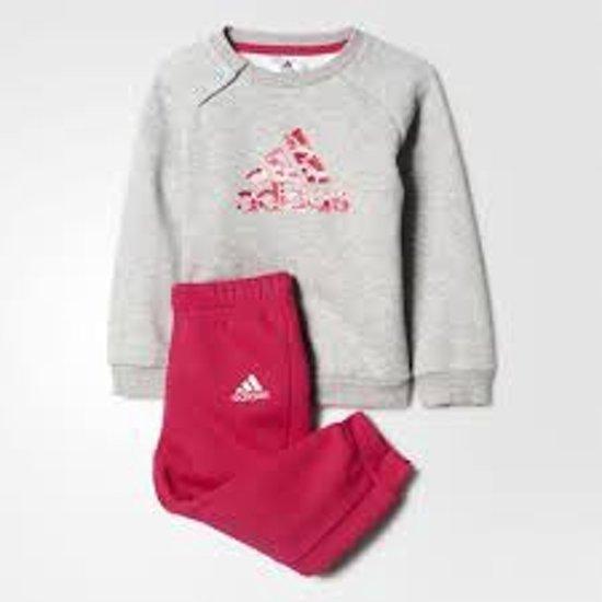 adidas baby meisjes trainingspak