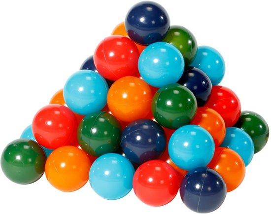 Lief! Lifestyle Ballenbad Jongens Blauw