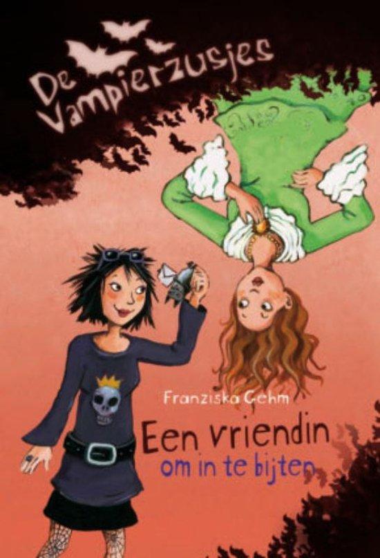 De vampierzusjes 1 - Een vriendin om in te bijten