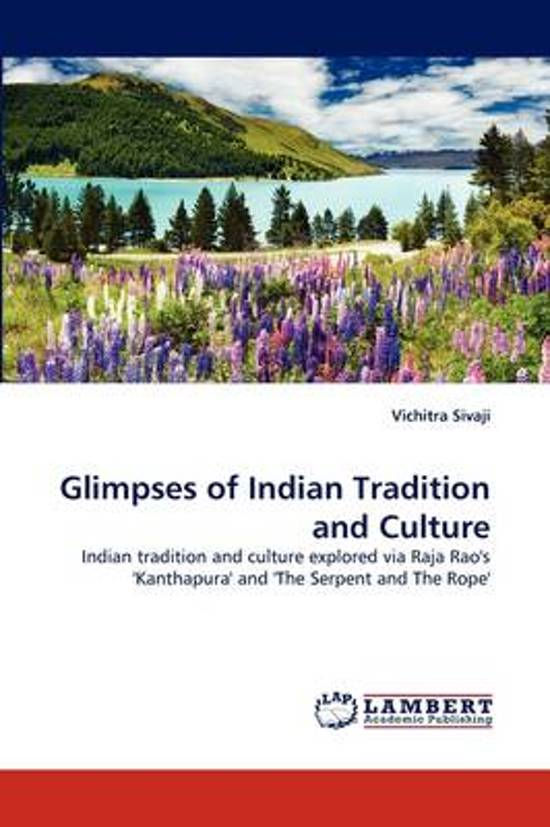 Glimpses of Indian Tradition and Culture