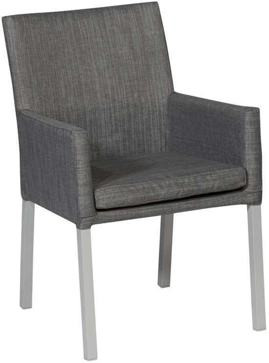 Awesome Bol Com Exotan Ibiza Dining Chair Mixed Grey Bralicious Painted Fabric Chair Ideas Braliciousco