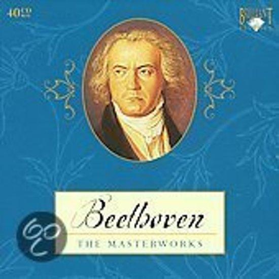 Various - Beethoven 40-Cd