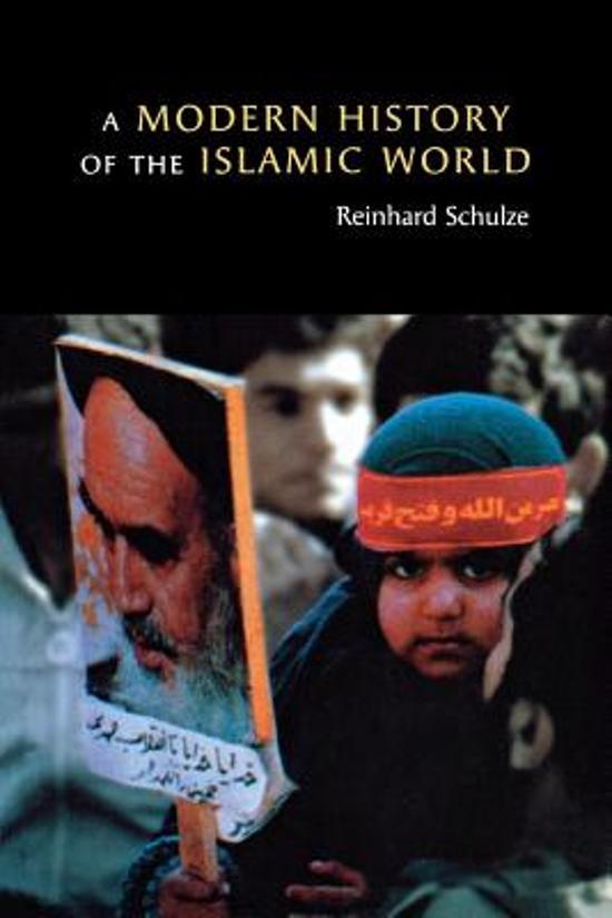 A Modern History of the Islamic World