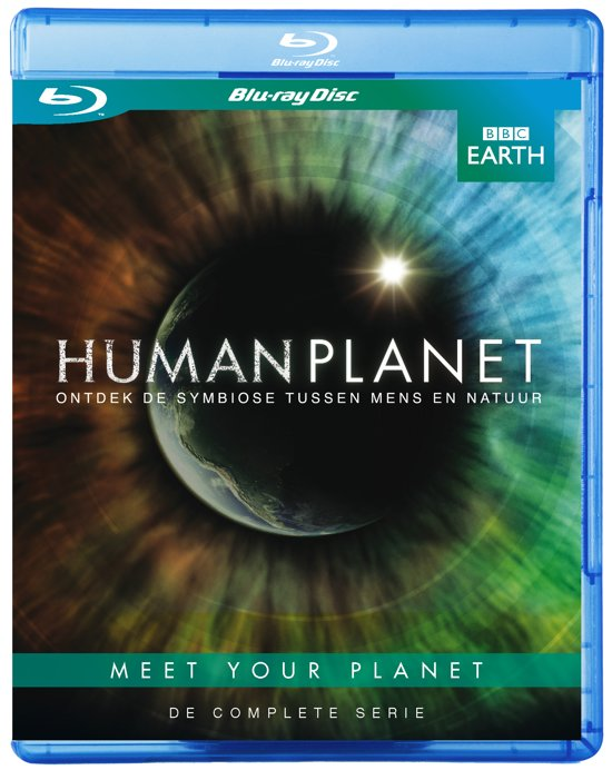 BBC Earth - Human Planet (Blu-ray)