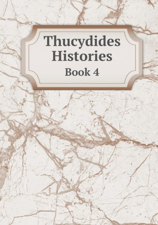 Thucydides Histories Book 4