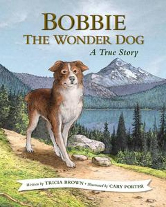Boek cover Bobbie the Wonder Dog: A True Story van Craig Hatkoff (Onbekend)