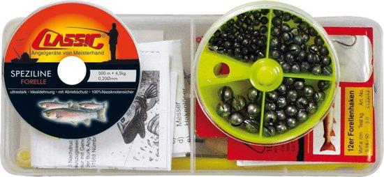 Paladin accessoires set - 100+ delen - Forel/Baars