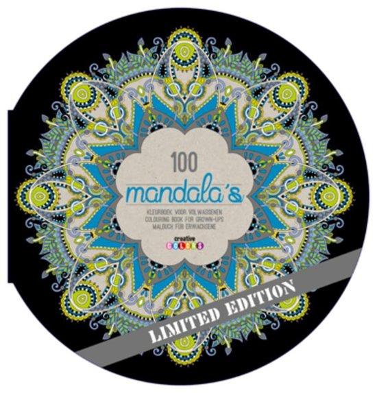 Mandala Kleurplaten Bestellen.Bol Com 100 Mandala S Nvt 9789463540643 Boeken