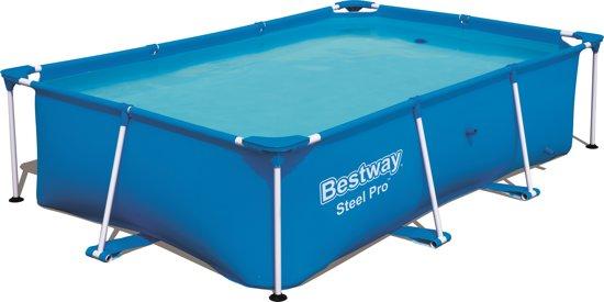 Bestway Steel Pro Zwembad 259 x 170 cm
