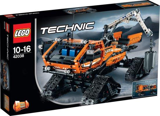 LEGO Technic Noordpool Truck - 42038