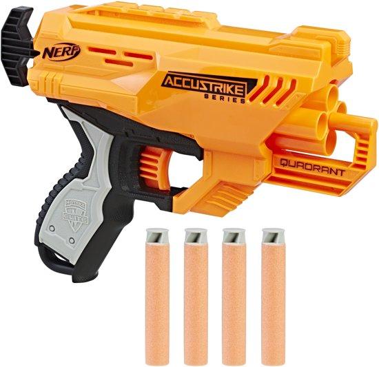 NERF N-Strike Elite AccuStrike Quadrant - Blaster