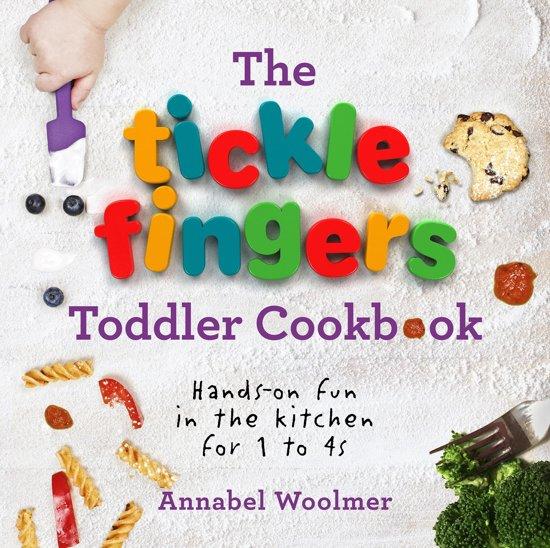 De best verkochte ebook kinderkookboeken van 2017 31 40 boek cover the tickle fingers toddler cookbook van annabel woolmer ebook fandeluxe Document