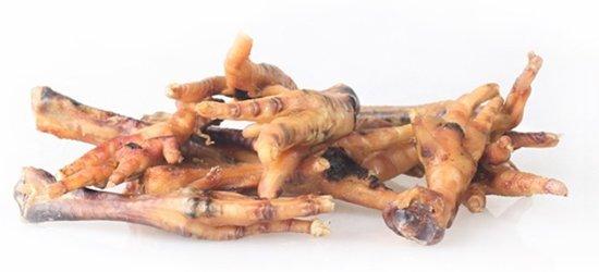 Kippenpootjes naturel - hondensnack - Animal King - 5000 gram