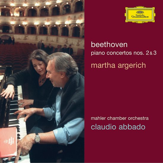 Piano Concertos Nos 2&3