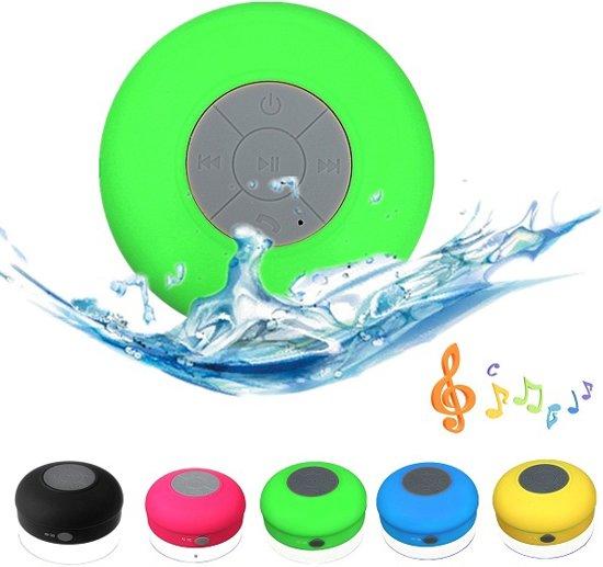 bol.com   Bluetooth Waterpoof Douche speaker - Zwart