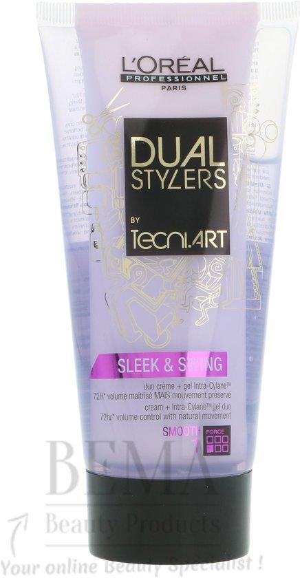 L'Oreal Dual stylers sleek & swing 150ml