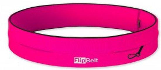 Flipbelt - Running belt - Hardloop belt - Hardloop riem - Roze - XL