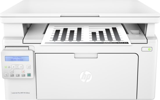 HP LaserJet Pro M130nw - All-in-One Laserprinter