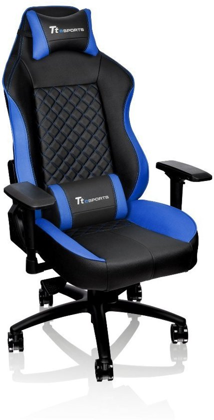 Astonishing Bol Com Ttesports Gt Comfort Gaming Chair Blue Games Lamtechconsult Wood Chair Design Ideas Lamtechconsultcom