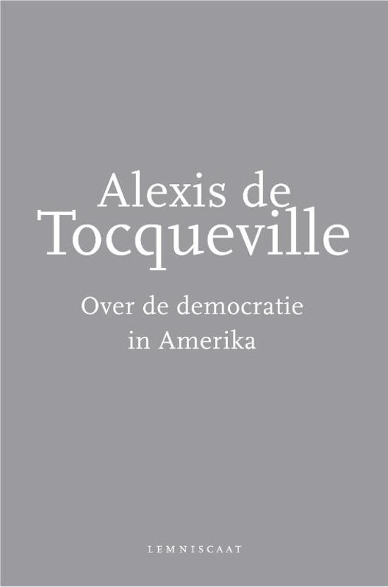 Over de democratie in Amerika