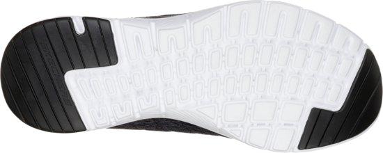 Skechers wit Sneakers Zwart Maat Vrouwen 37 rXZwR6qr