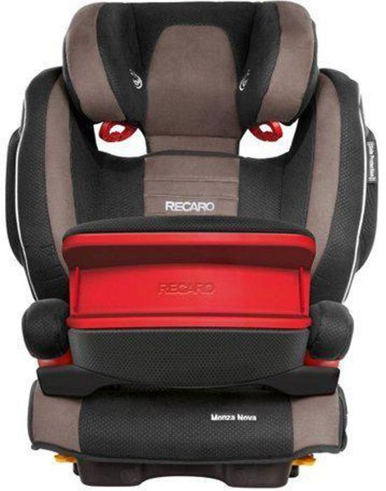Recaro Monza Nova Seatfix IS - Autostoel - Mocca