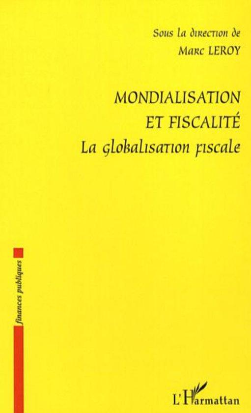 Mondialisation et fiscalité