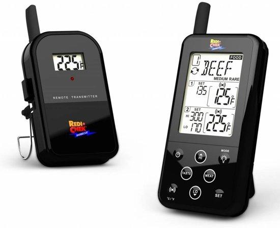Maverick ET-733 dual remote thermometer zwart