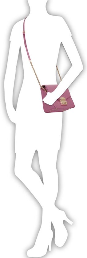 Furla Crossbody handtassen roze Small metropolis Ar6xA