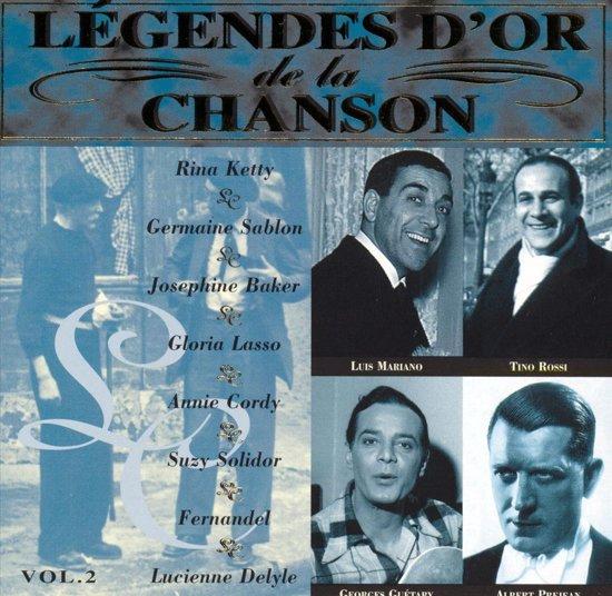 Legendes d'Or de la Chanson, Vol. 2