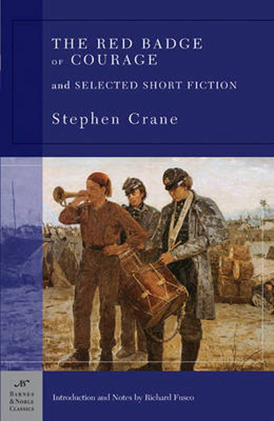 an analysis of henry flemings character in the red badge of courage by stephen crane Character analysis, henry fleming] 1662 words the red badge of courage by stephen crane essay examples - the red badge of courage by stephen crane.