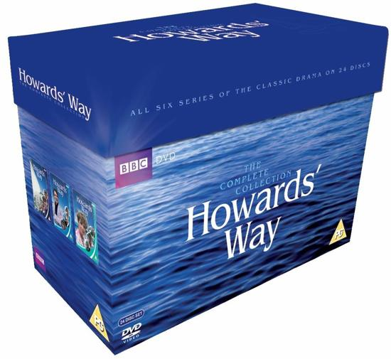 Howards Way Complete Serie (Import)