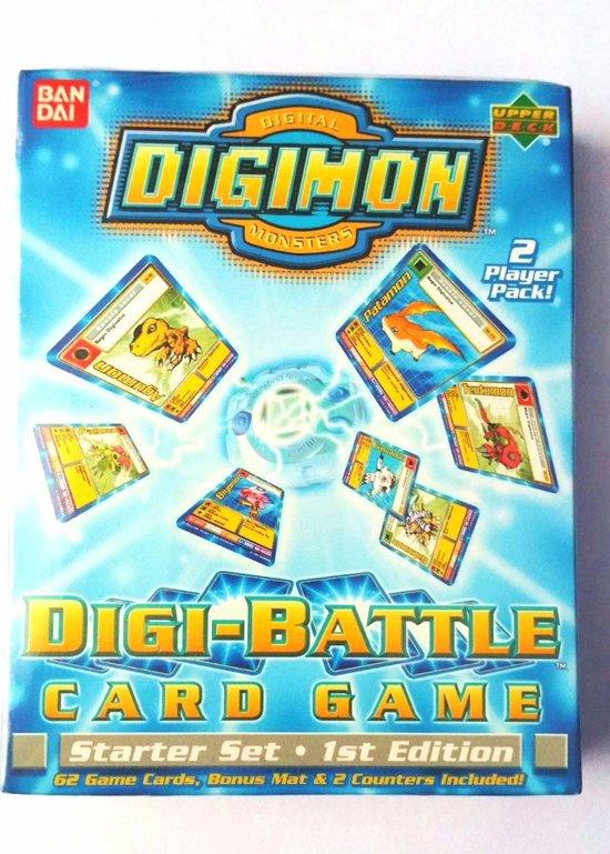 Afbeelding van het spel Digimon Digi-Battle card game