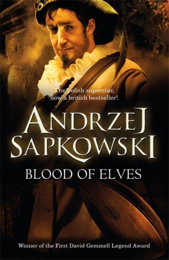 Boek cover Blood of Elves van Andrzej Sapkowski (Paperback)