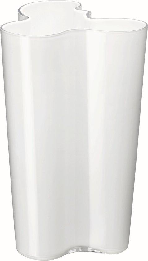 Iittala Aalto Finlandia Vaas - 251 mm - Opaal