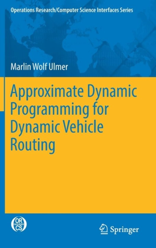 Approximate Dynamic Programming for Dynamic Vehicle Routing