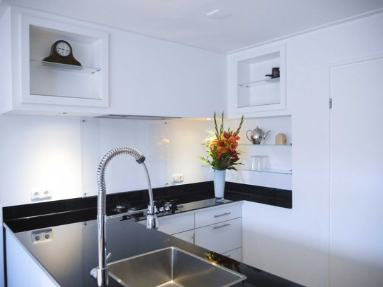 Achterwand Voor Keuken : Bol glazen keuken achterwand