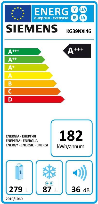 Siemens KG39NXI46