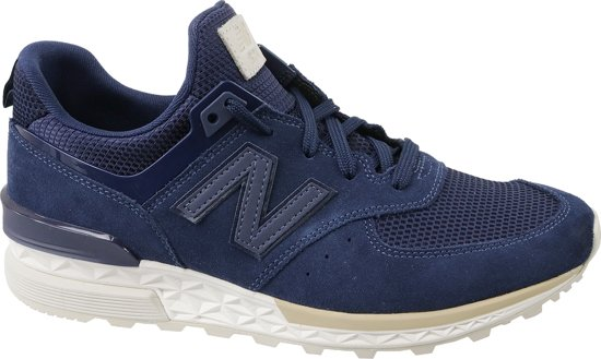 New Balance 574 Sport Sneakers - Maat 41.5 - Mannen - blauw