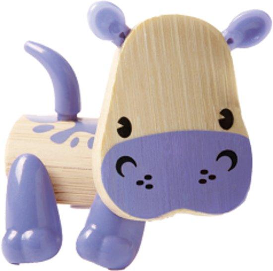 Hape Bamboe beestje nijlpaard