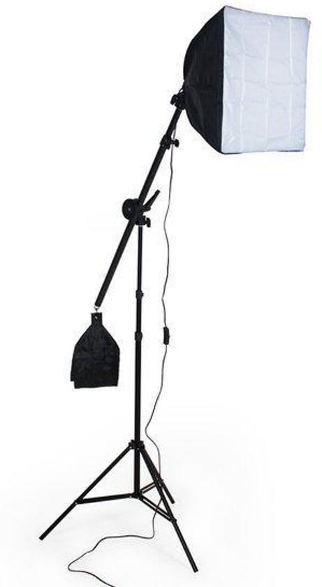 Nieuw bol.com   TecTake Studiolamp - studio lamp fotolamp - fotografie BB-92