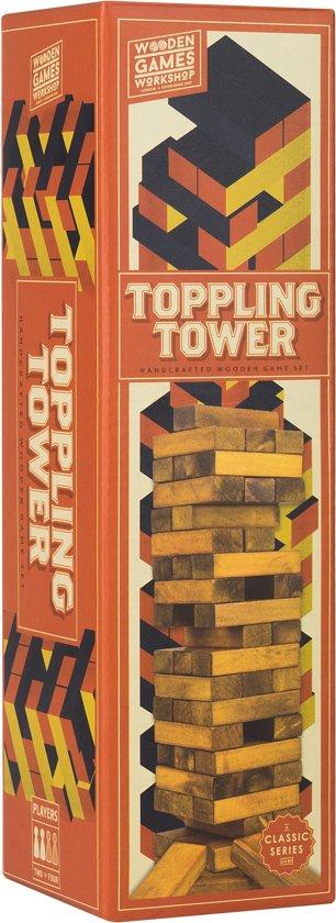 Afbeelding van het spel Toppling Tower - Houten Spel