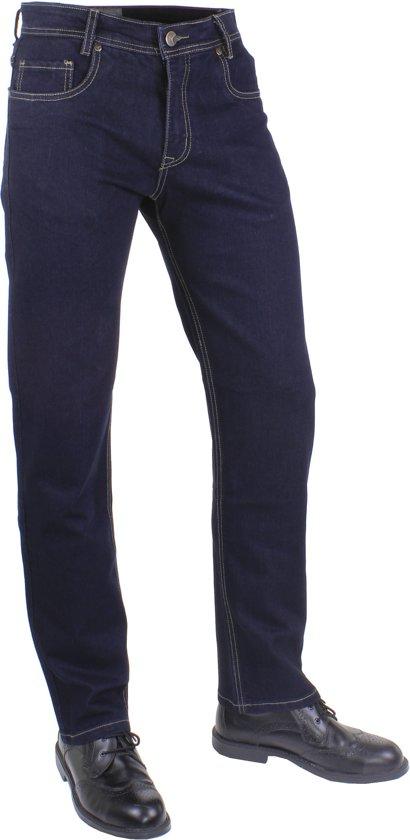 247 Jeans Spijkerbroek Baziz S20 Donkerblauw - Werkkleding - L32-W33