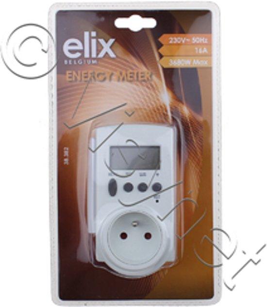 Elimex energiemeter