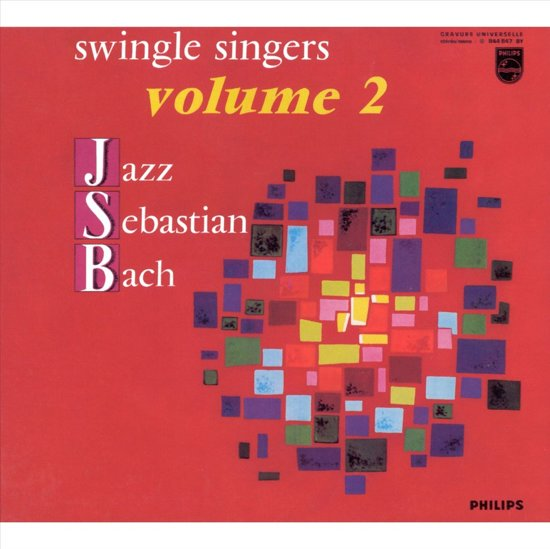 Jazz Sebastian Bach Vol.2