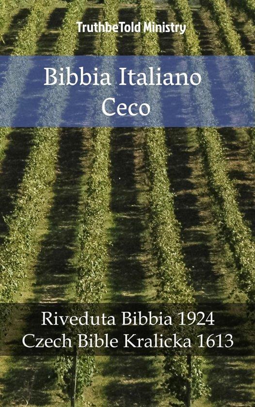 Bibbia Italiano Ceco