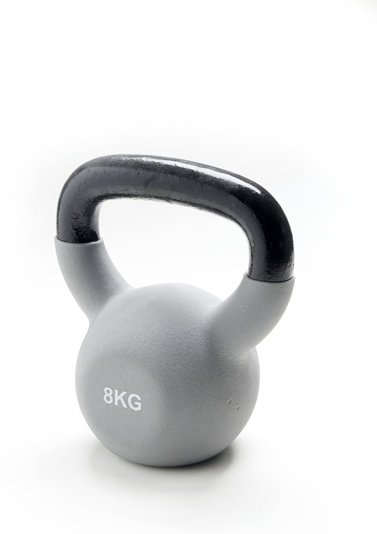Body Sculpture - Neopreen Kettlebell BW-111IN- 8 KG