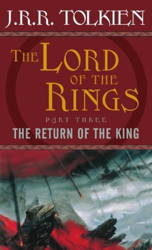 novel analysis: lord of the rings: the return of the king by j.r.r. tolkien The lord of the rings series jrr tolkien the greatest fantasy epic of our time: jrr tolkien's classic the lord of the rings, which begins with the fellowship of the ring and continues in the two towers and the return of the king the dark, fearsome ringwraiths are searching for a hobbit frodo baggins knows that they are seeking him and the ring he bears—the ring of power that will.