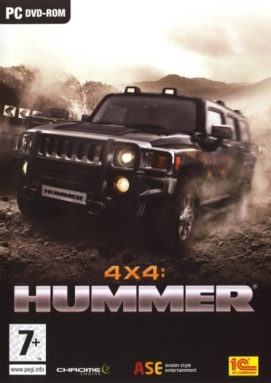 4x4 Hummer - Windows